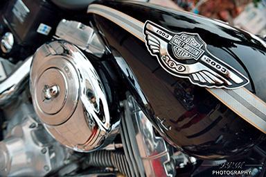 Défilé Harley Davidson