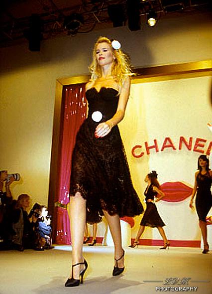 Défilé de mode Chanel