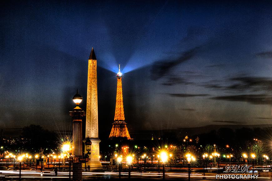 Paris, capitale des lumières